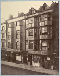 Old Houses In Aldersgate Street 30